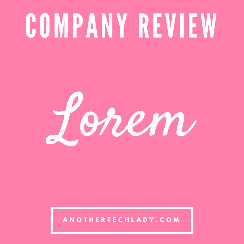 Lorem – For Your Website Needs