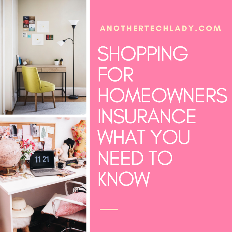 Shopping for Homeowners Insurance What You Need to Know